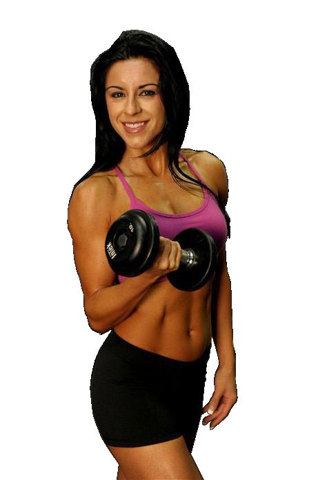Personal Trainer Carolina Granado