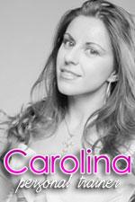 Personal Trainer Carolina Granados