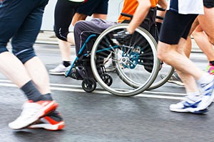 Disability Personal Trainer