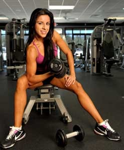 Carolina Personal Trainer