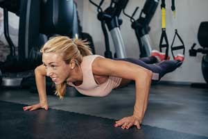 Body Toning Personal Trainer